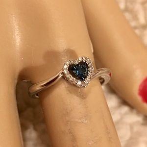 Jewelry - Blue And White Diamonds 💎